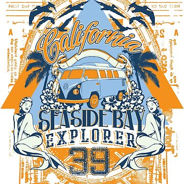 California Explorer by Verboten