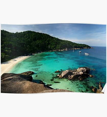 Koh Similan Viewpoint Poster