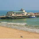 Bournemouth Pier by RedHillDigital