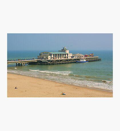 Bournemouth Pier Photographic Print