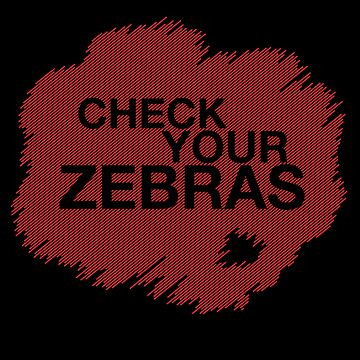 Check Your Zebras by Svava