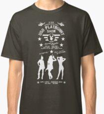 Apocalypse Now - USO Playbunny Show Dark Army Edition Classic T-Shirt