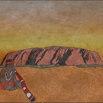 Uluru by mconnor