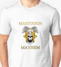 Mastodon Mayhem Jaguar Logo  Unisex T-Shirt