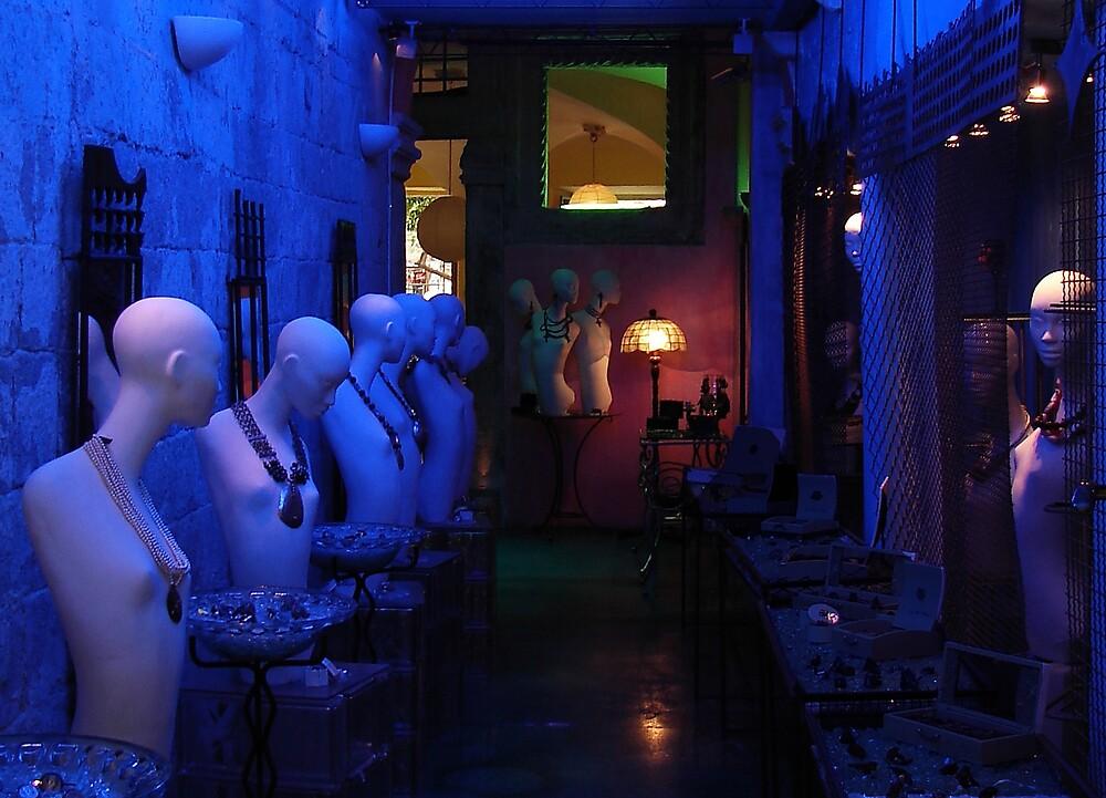 Human shop by popescucalin