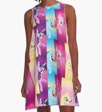 Fierce Ponies A-Line Dress