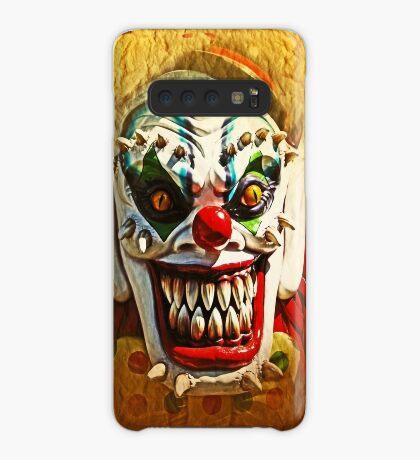 Das Gesicht des Bösen Hülle & Klebefolie für Samsung Galaxy