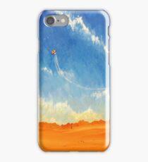 Dune Sea Take-off iPhone Case/Skin
