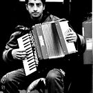 Young Accordionist by Karl187