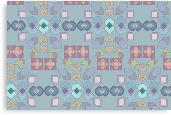 Moroccan Geometric by MargaretClavell