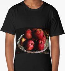 Still Life Apples Long T-Shirt