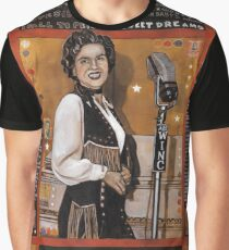 Patsy Cline Graphic T-Shirt