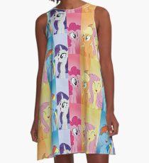Happy Ponies A-Line Dress