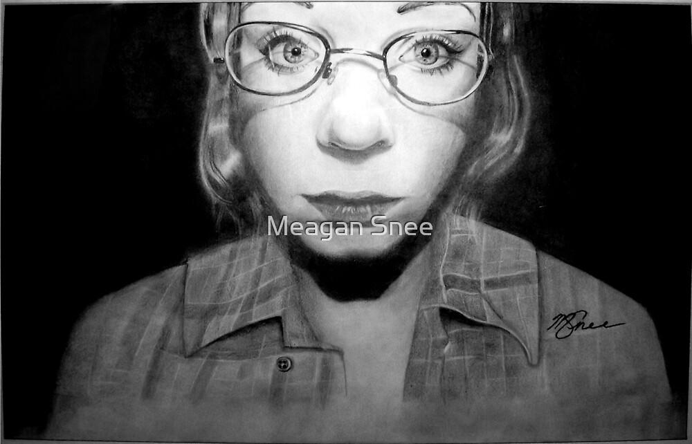 Self Portrait by Meagan Snee