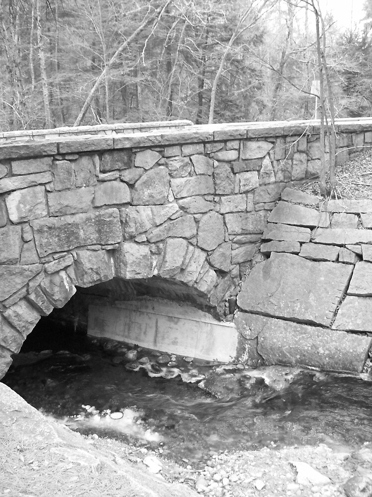 Water Under the Bridge by kiirsti