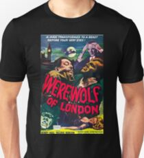 Werewolf of London - vintage horror movie poster Unisex T-Shirt