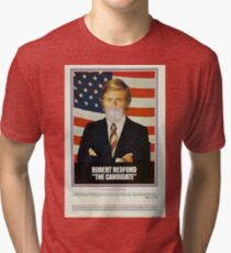 The candidate  Tri-blend T-Shirt