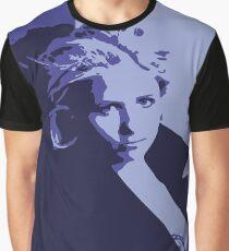 Sarah Michelle Gellar - Got Milk? Graphic T-Shirt