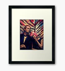 Distorted Lost in Translation Print Framed Print