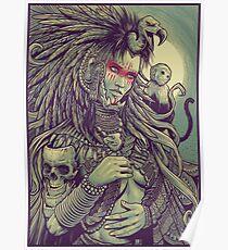 Vulture Queen Poster
