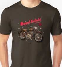 Royal Enfield Meteor by MotorManiac  Unisex T-Shirt