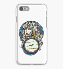 The 3 Birds of Rhiannon iPhone Case/Skin