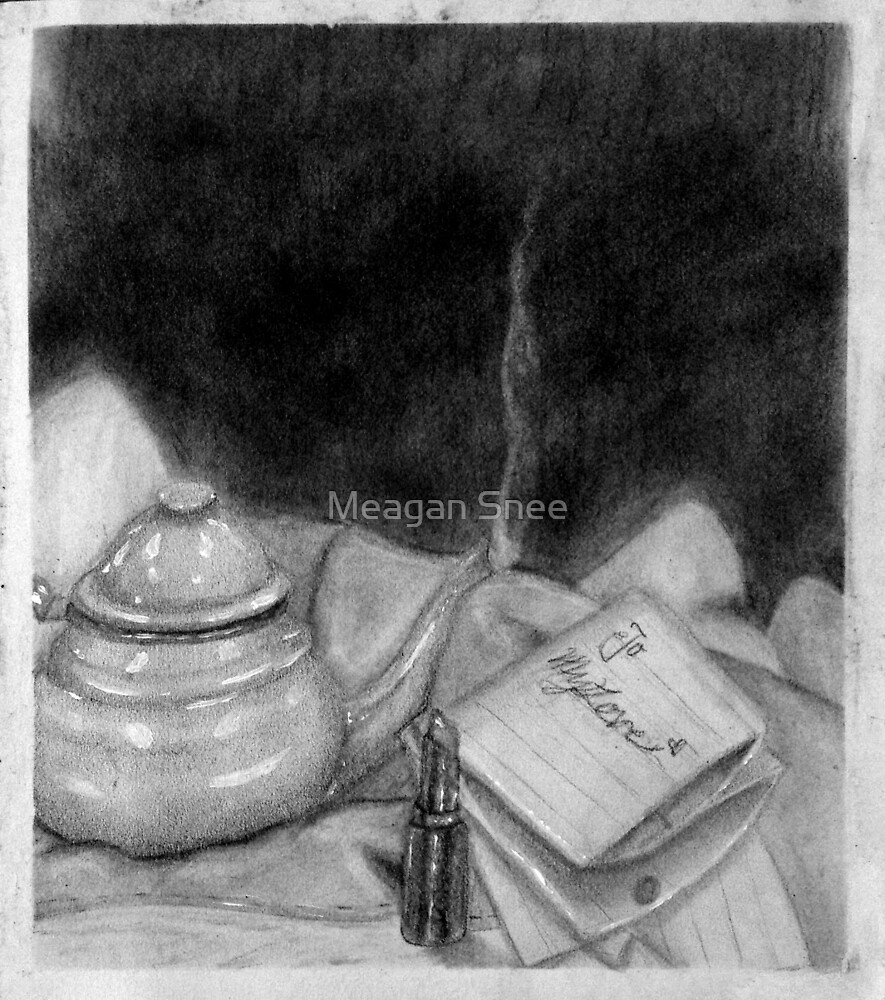Housewive's Mourning Part II by Meagan Snee