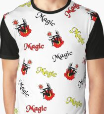 Magical Faerie Blossom Graphic T-Shirt