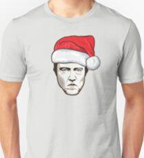 Christopher Walken - Christmas T-Shirt Unisex T-Shirt