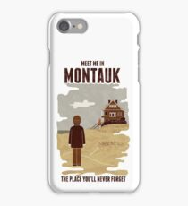Meet Me in Montauk - Eternal Sunshine iPhone Case/Skin