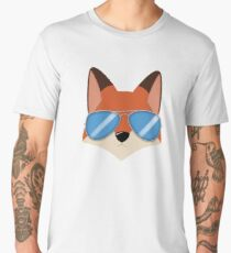 Cool Fox Men's Premium T-Shirt