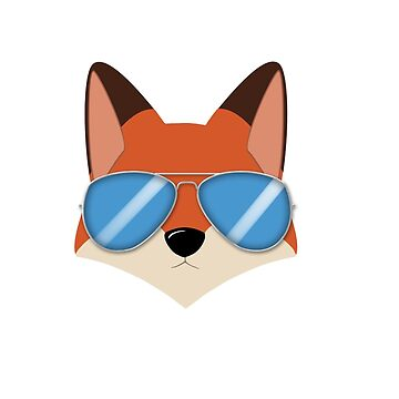 Cool Fox by brianamator