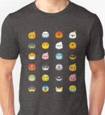 Round Birbs Unisex T-Shirt