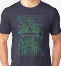 Blueprint: SV 001 Unisex T-Shirt