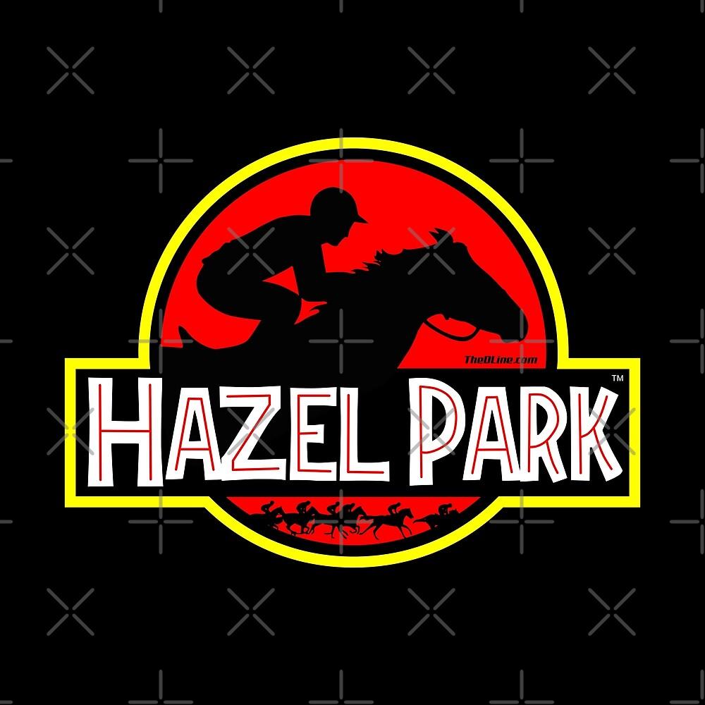 Hazel Park Horses by thedline