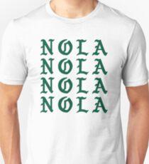 I FEEL LIKE NOLA Unisex T-Shirt