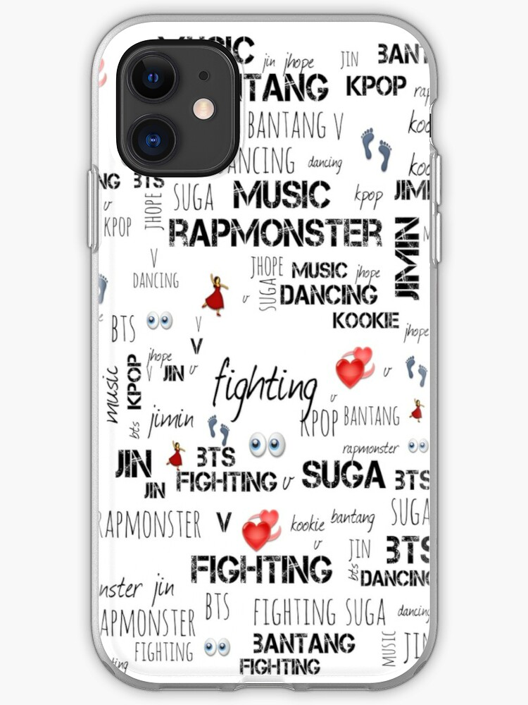Bts Phrases Iphone Case By 56lovely56