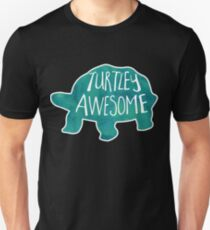 Turtley Awesome - Pun Unisex T-Shirt