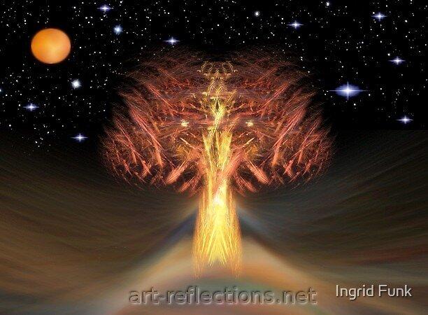 The Magic Tree by Ingrid Funk
