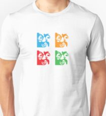 Webm Thread - Warhol Style Unisex T-Shirt