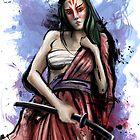 Samurai Girl by Snapnfit