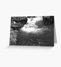 Georgia Water Greeting Card
