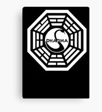 Dharma Initiative Canvas Print