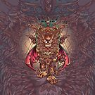 God lion OFFICIAL  by jmlfreeman