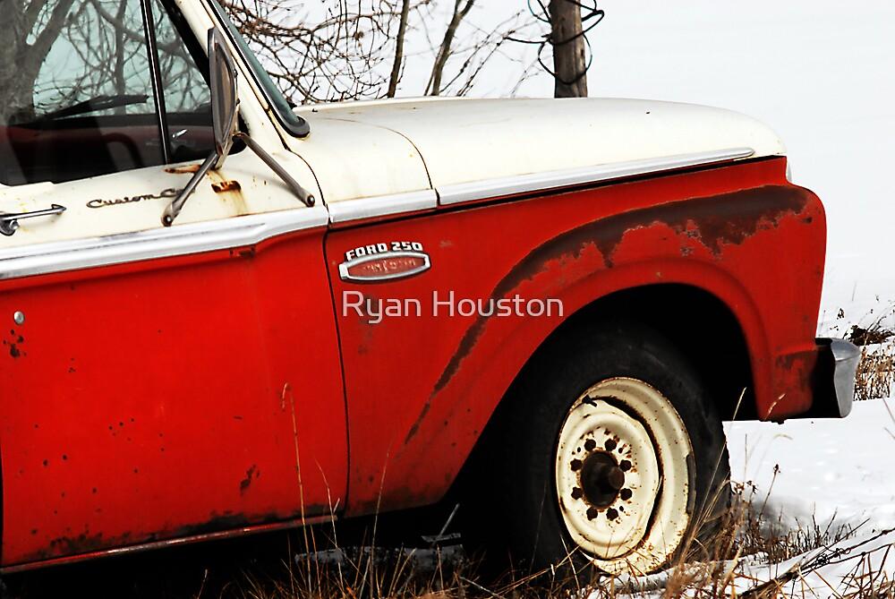 Ford 250 - Custom Cab by Ryan Houston