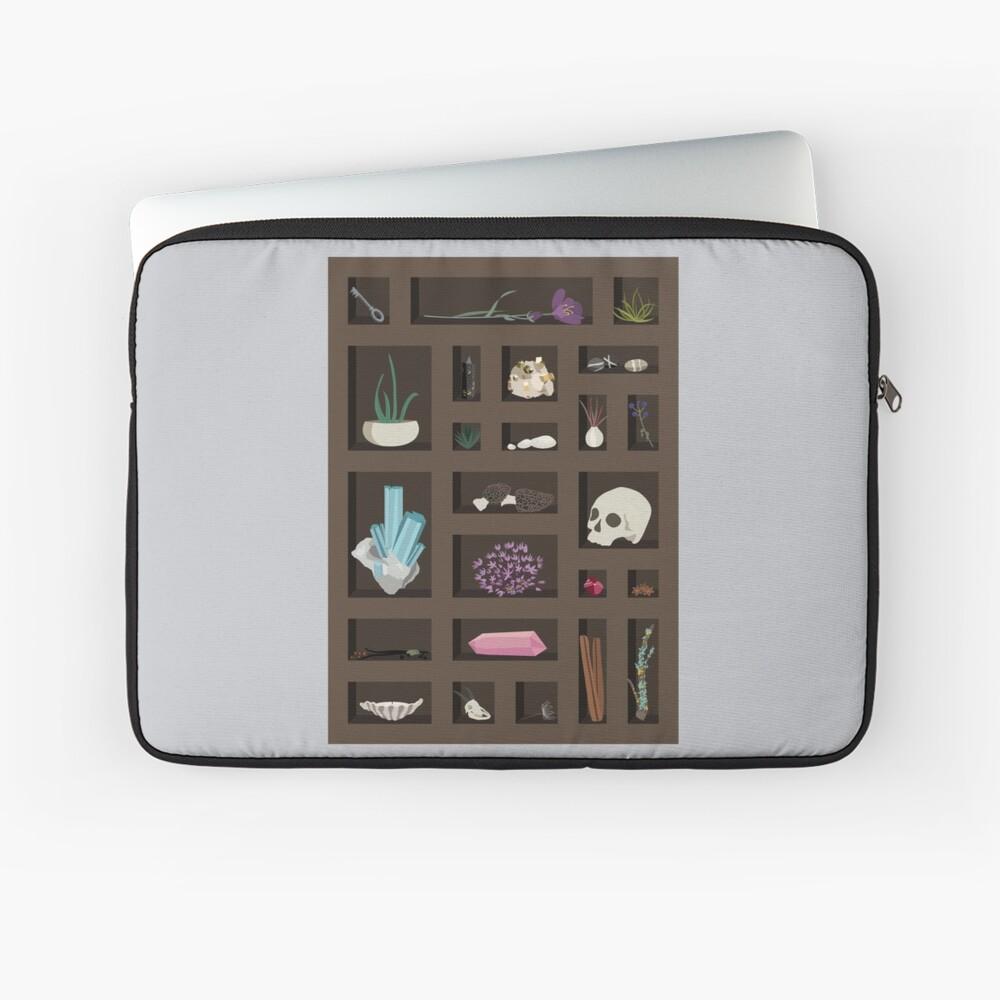 Cabinet of Curiosities Laptop Sleeve