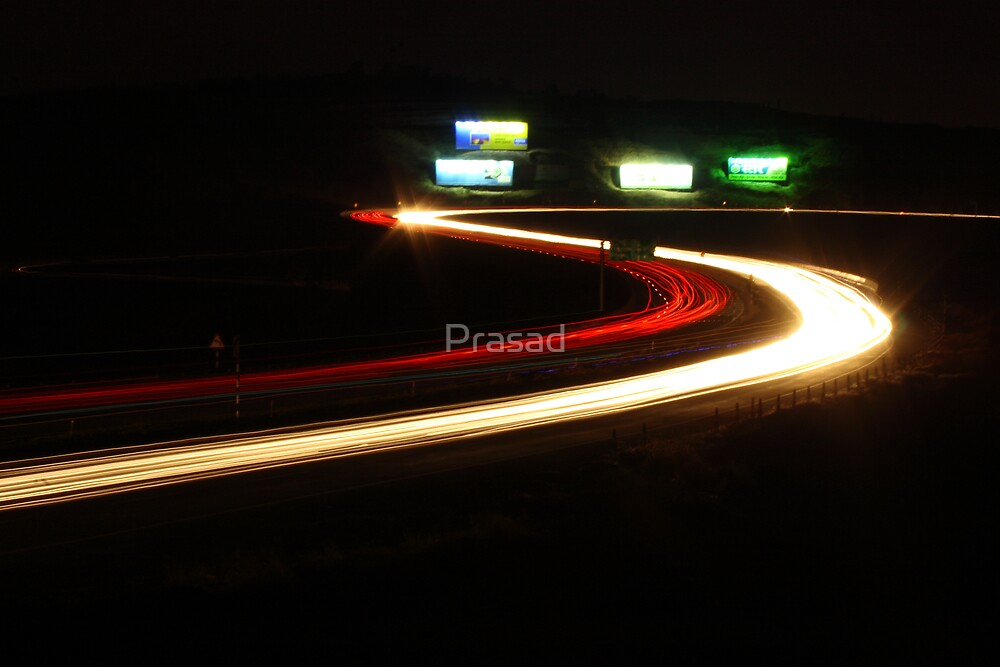 Road art.......Extreme by Prasad