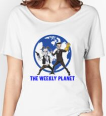 The Weekly Planet Women's Relaxed Fit T-Shirt