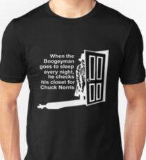 Chuck Norris Facts Unisex T-Shirt