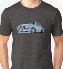 Bavarian Hellblaues Auto Unisex T-Shirt